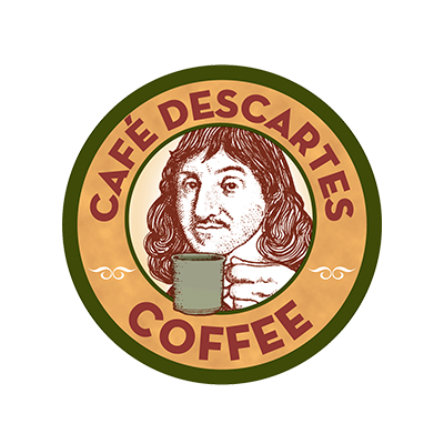 cafe descartes logo