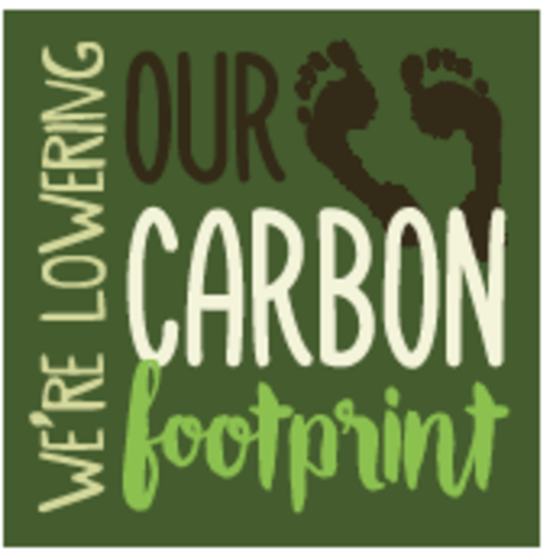 carbon footprint image