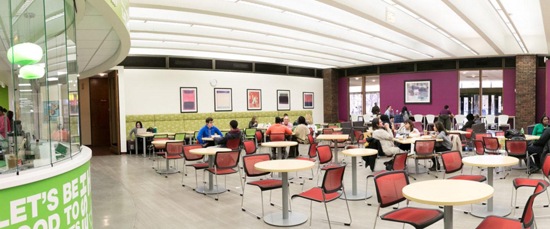 Student Center West