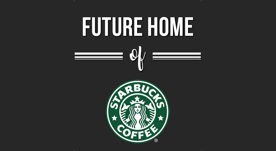 SCW Future Home of Starbucks Café