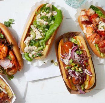 Five Sandwiches